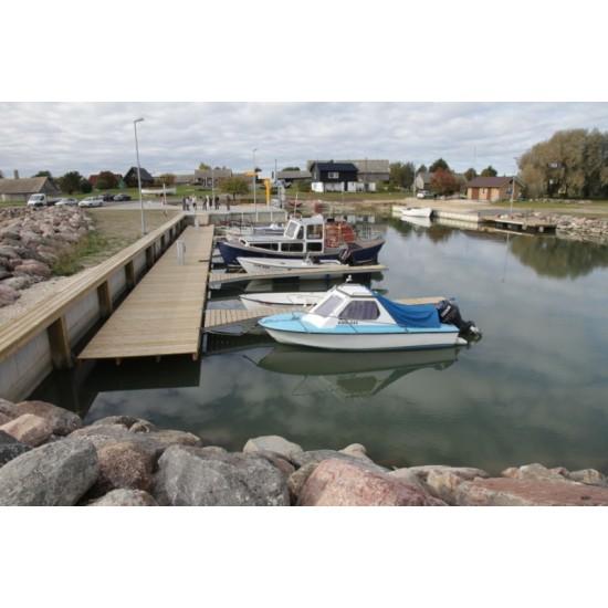 Добра европейска практика: Местна инициативна рибарска група в Естония подпомага възстановяването на пристанището в град Пуисе чрез насърчаване на колективните действия на общината и местните рибари в района