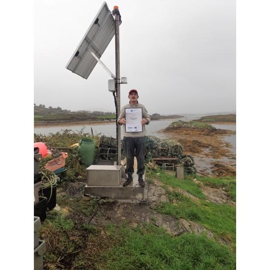 Добра европейска практика: Местна инициативна рибарска група подпомага подобряването на условията за работа и безопасността на труда на местните рибари в рибарски район в Ирландия, използвайки слънчева възобновяема енергия