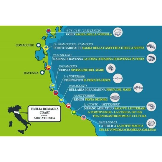 Добра европейска практика: Местна инициативна рибарска група в Италия спомага за засилване на свързаността между местните рибари и общността в региона чрез организирането на поредица от рибни фестивали