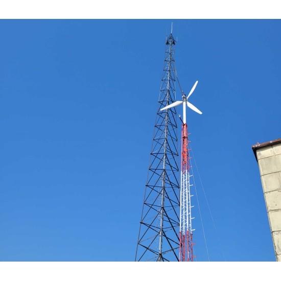 Добра европейска практика: Местна инициативна рибарска група в Полша подкрепя местна инженерна компания за монтиране на експериментална вятърна турбина и спомага за разнообразяване на икономическите дейности в района Северно Кашуби