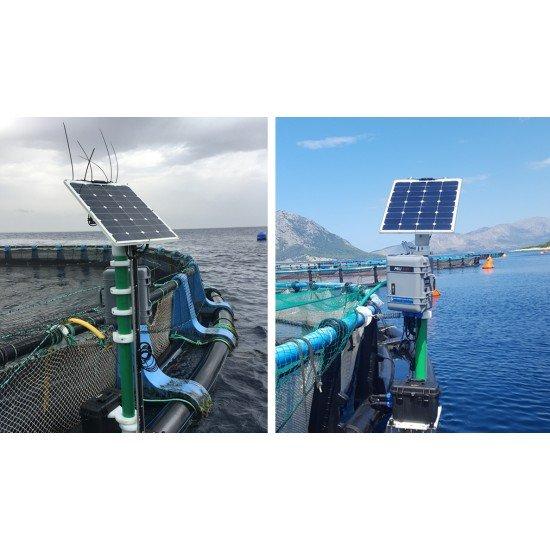 Пилотен иновативен проект: Интелигентна технология за контрол на храненето на устойчиви аквакултури