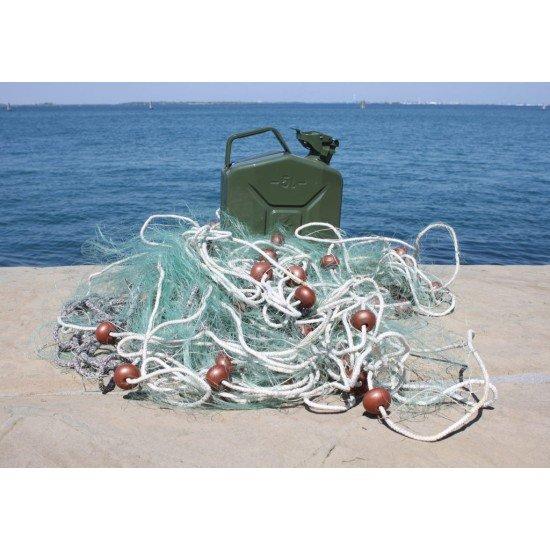 Пилотен иновативен проект: Картографиране и рециклиране на морските отпадъци и изхвърлените рибарски мрежи на морското дъно