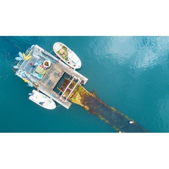 AtSeaNova - белгийска компания, създадена в резултат от изпълнението на изследователския проект AT-SEA, предлага цялостни решения за промишлено отглеждане на водорасли