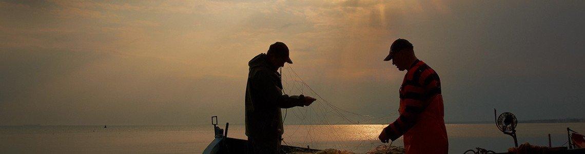 Рибарите в Поморие - фотогалерия представя лицето на риболова в Бургаския залив